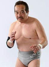 Mitsuo Momota puroresucentralcomImagesmomotajpg