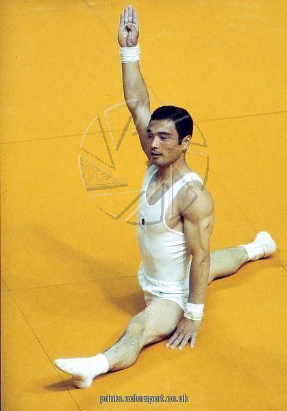 Mitsuo Tsukahara Japan39s Mitsuo Tsukahara at the 1976 Montreal Olympics
