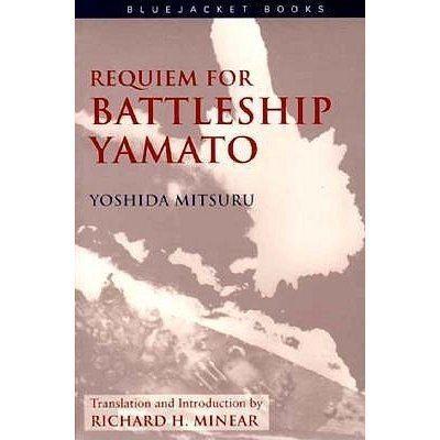 Mitsuru Yoshida Requiem for Battleship Yamato by Mitsuru Yoshida