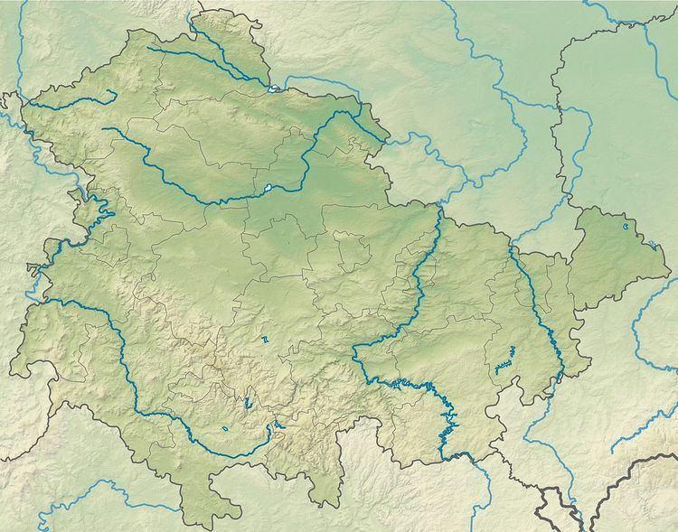 Mittelberg (Thuringian Highland)
