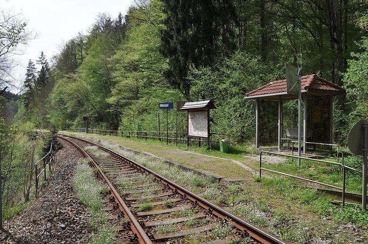 Mittelndorf railway station