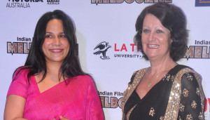 Mitu Bhowmick Lange Mitu Bhowmick 39Indian cinema is growing here in Australia