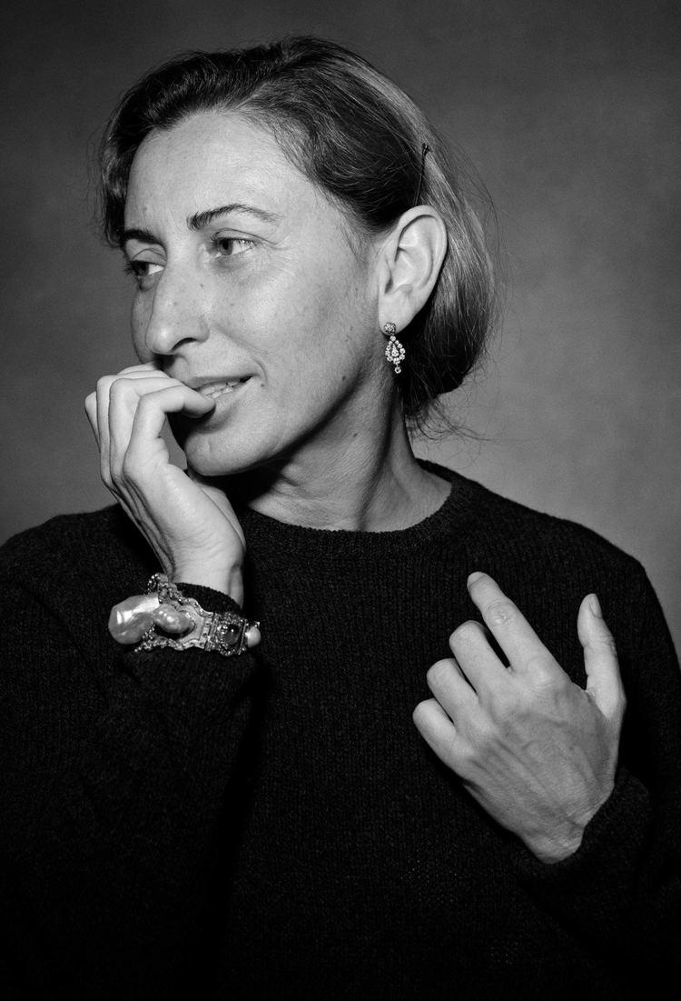 Miuccia Prada Miuccia Prada Muses It Women The Red List