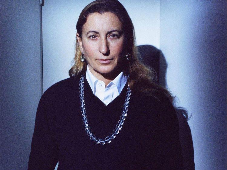 Miuccia Prada Prada better faster stronger Features Lifestyle