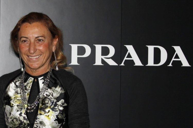 Miuccia Prada Miuccia Prada Named CoCEO The Fashion Foot