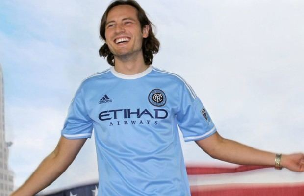 Mix Diskerud NYCFC sign USMNT midfielder Mix Diskerud Empire of Soccer