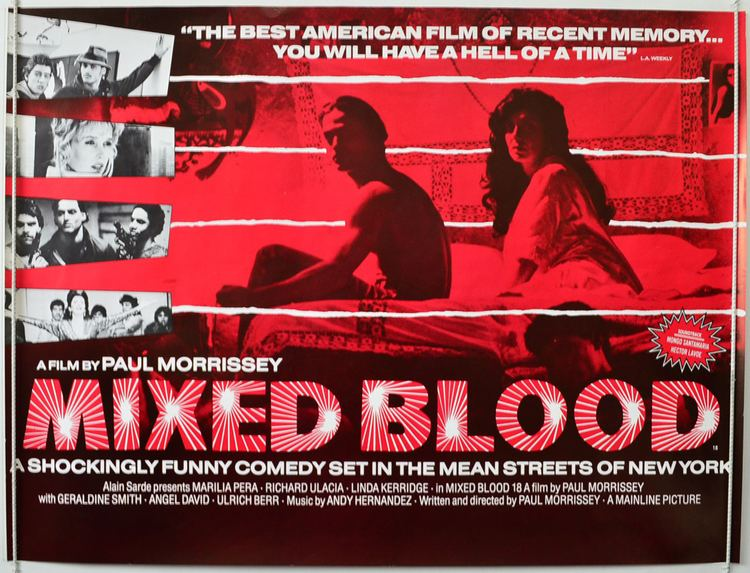 Mixed Blood (film) PAULS MOVIE MIXED BLOOD desistfilm