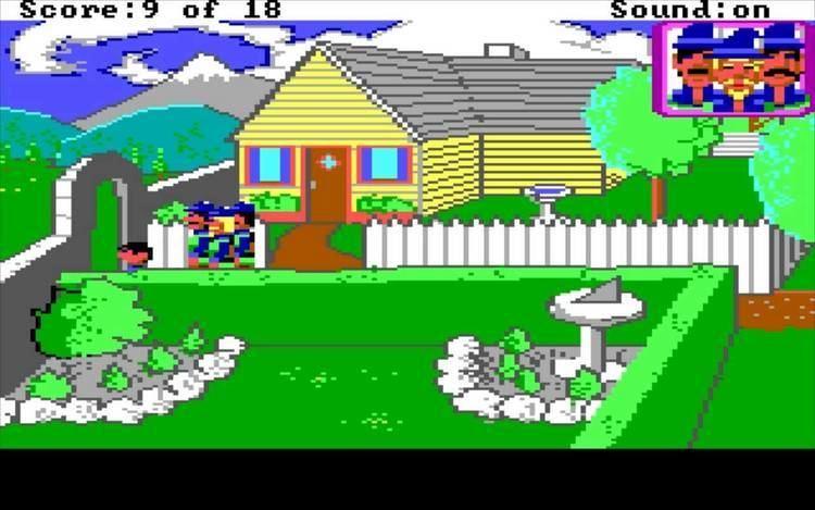 Mixed-Up Mother Goose Sierra MixedUp Mother Goose 1987 YouTube