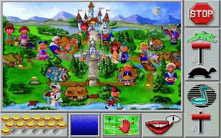 Mixed-Up Mother Goose Download MixedUp Mother Goose VGA Abandonia