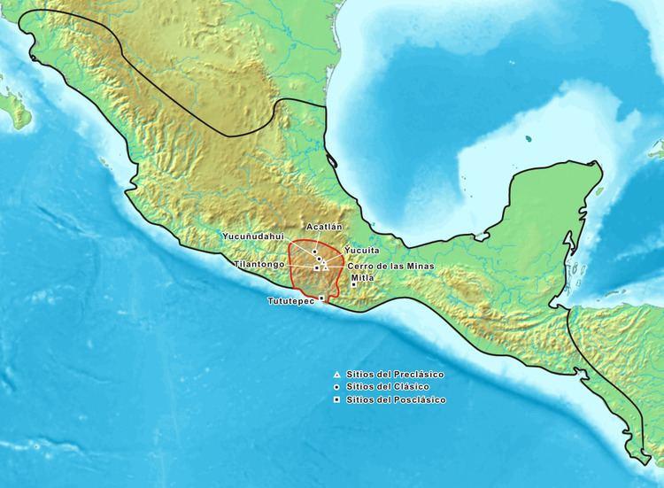 Mixtec writing