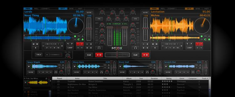 Mixxx Mixxx Free MP3 DJ Mixing Software