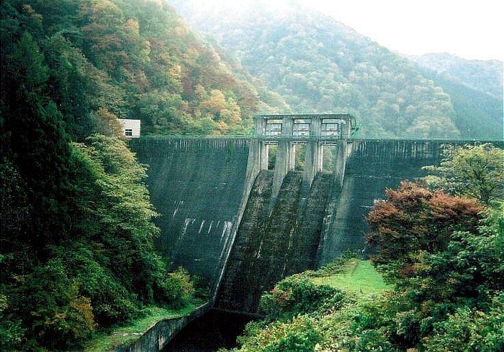 Miyagawa Dam