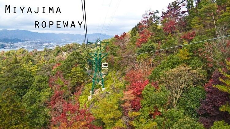Miyajima Ropeway Miyajima Ropeway YouTube