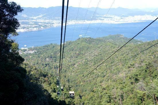 Miyajima Ropeway Funicular Picture of Miyajima Ropeway Hatsukaichi TripAdvisor