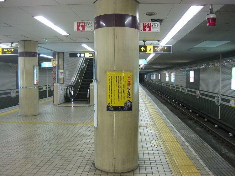 Miyakojima Station