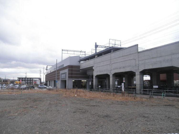 Miyamaki Station