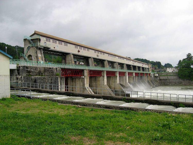 Miyanaka Dam