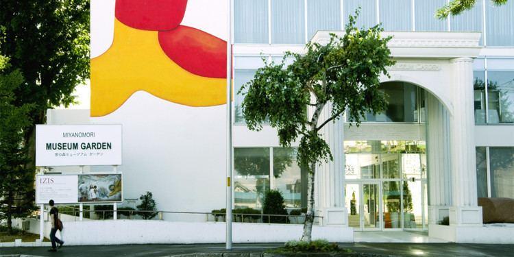Miyanomori Art Museum wwwwelcomecitysapporojpcmswpcontentuploads