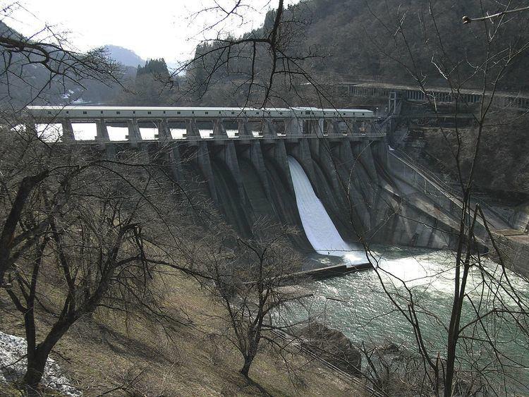 Miyashita Dam