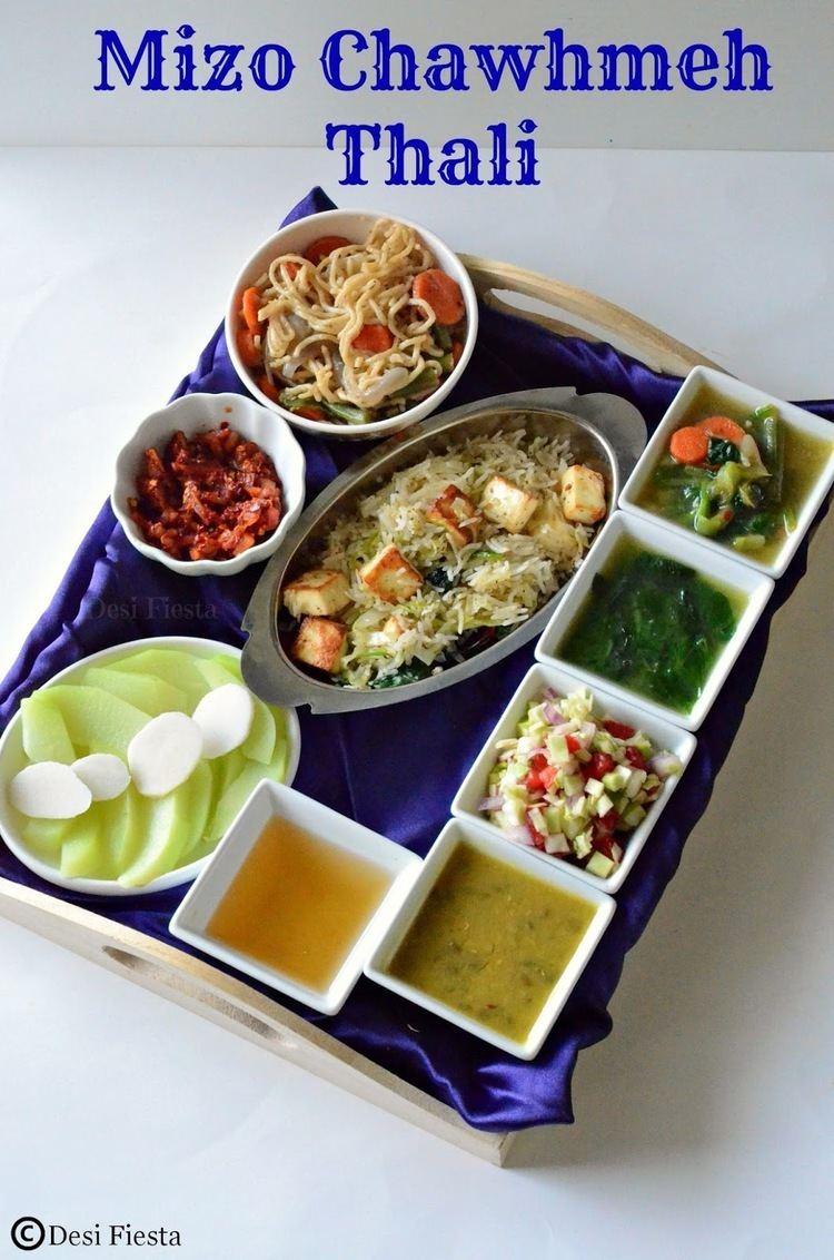 Mizoram Cuisine of Mizoram, Popular Food of Mizoram