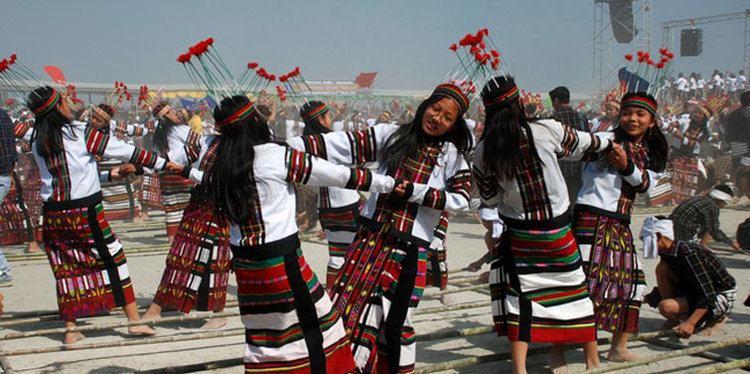 Mizoram Festival of Mizoram