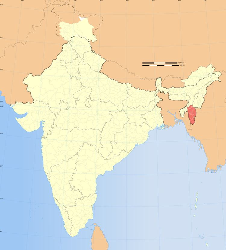 Mizoram (Lok Sabha constituency)