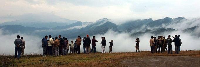 Mizoram-Manipur-Kachin rainforest