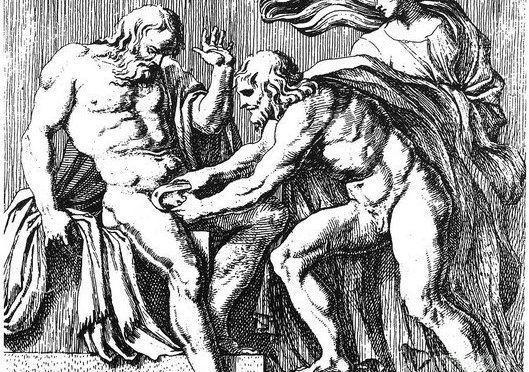 Mizraim Who Was Old Seafarer Ham Khem Cronus amp Son Mizraim Menes Osiris Zeus