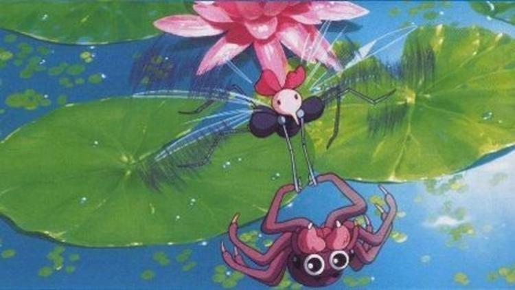 Mizugumo Monmon Water Spider Monmon 2006 MUBI