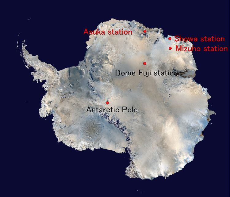 Mizuho Station (Antarctica)