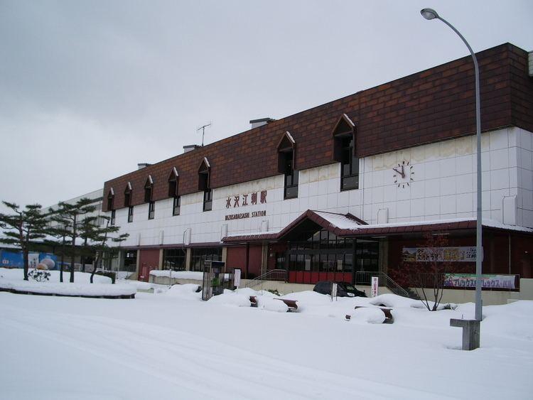Mizusawa-Esashi Station