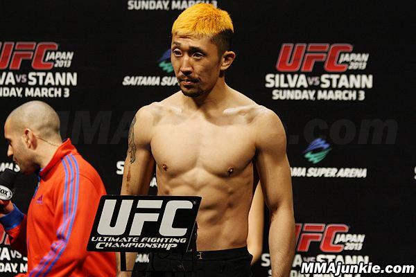 Mizuto Hirota Rodrigo Damm vs Mizuto Hirota Targeted for UFC on Fuel TV