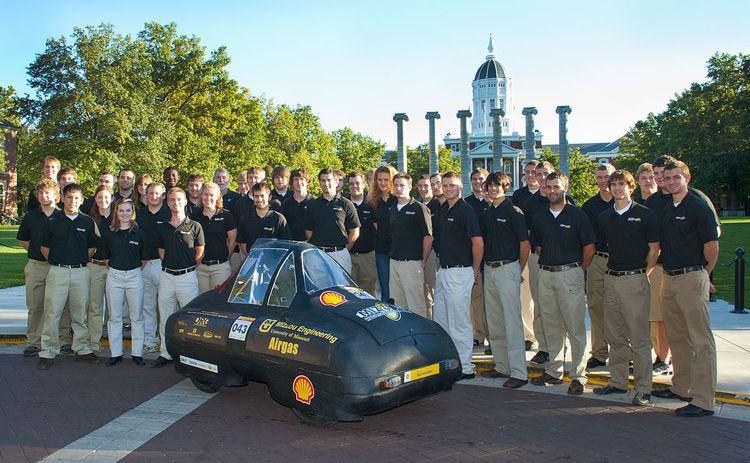 Mizzou Hydrogen Car Team