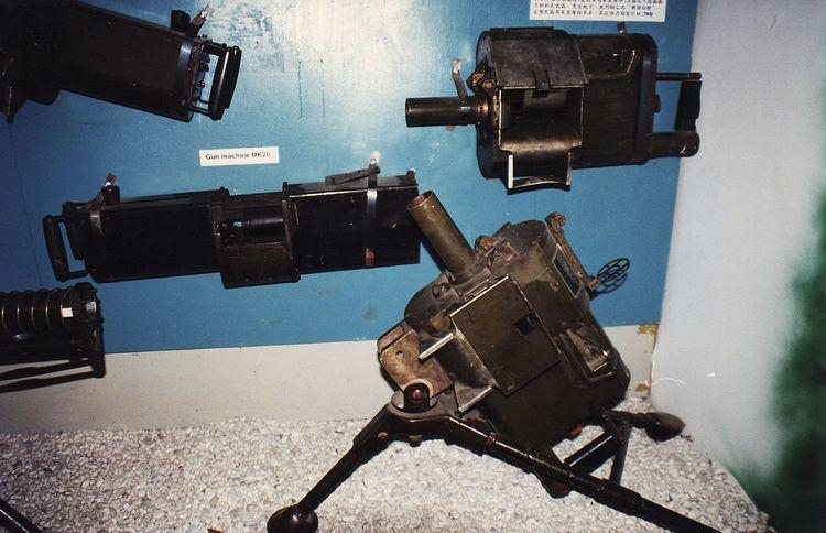 Mk 20 Mod 0 grenade launcher