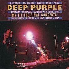Mk III: The Final Concerts httpsuploadwikimediaorgwikipediaenthumb6