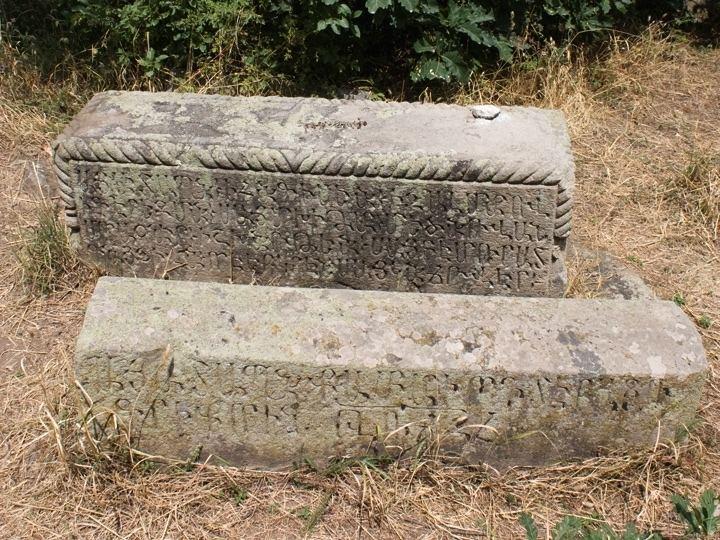 Mkhitar Sparapet Mkhitar Sparapets tomb