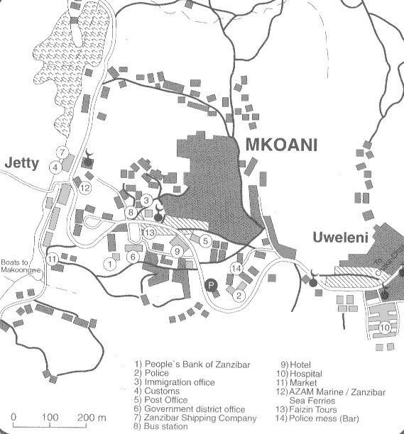 Mkoani