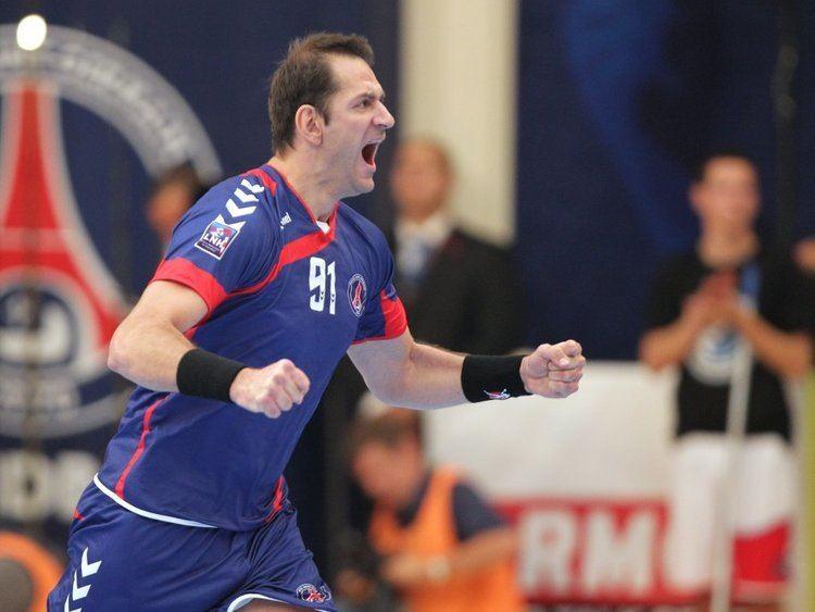 Mladen Bojinović Tremblay sign Mladen Bojinovi until summer 2017 Handball Planet