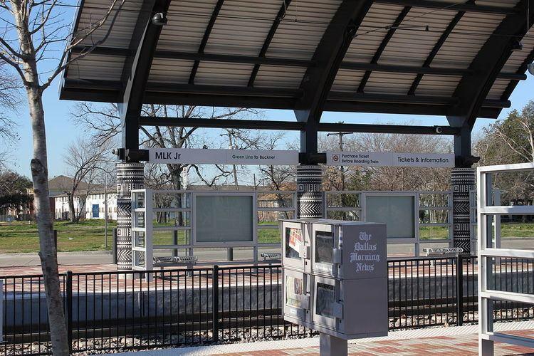 MLK Jr. (DART station)