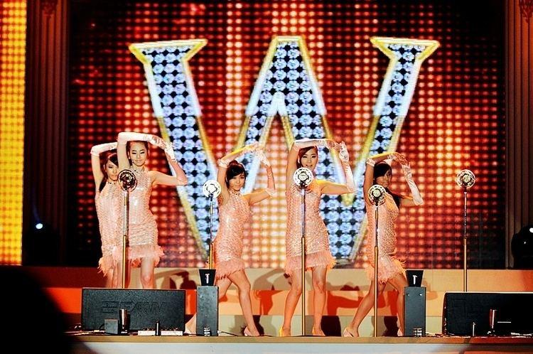 Mnet Asian Music Award for Best Female Group