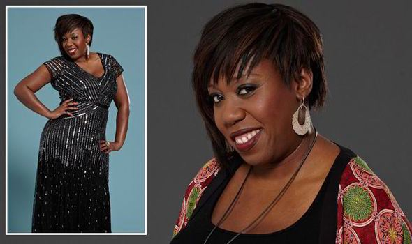 Mo Effanga Holby City actress Chizzy Akudolu on clothes Style Life amp Style