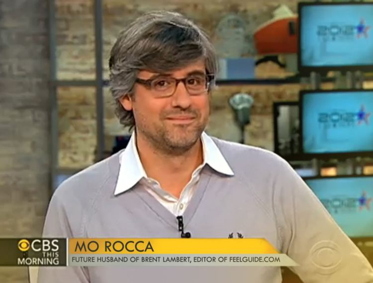 Mo Rocca My Future Husband Mo Rocca Explains The Lunacy Of The