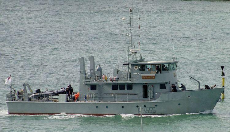 Moa-class patrol boat