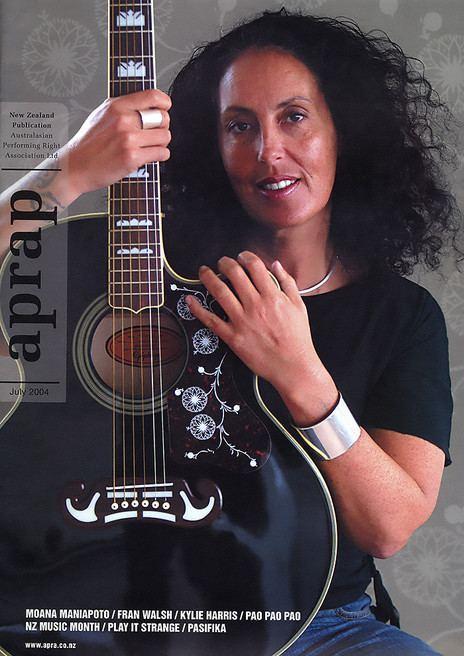 Moana (singer) Moana Maniapoto Person AudioCulture