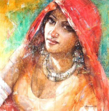 Moazzam Ali Art Scene Gallery Art Gallery