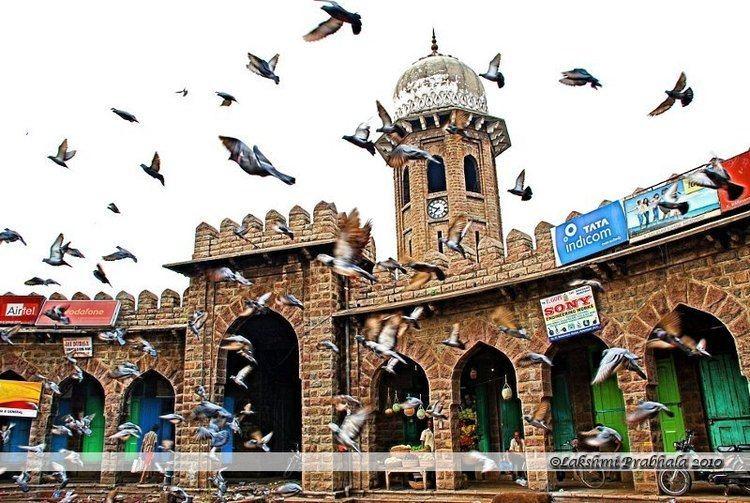 Moazzam Jahi Market Moazzam Jahi Market Clock Tower Hyderabad