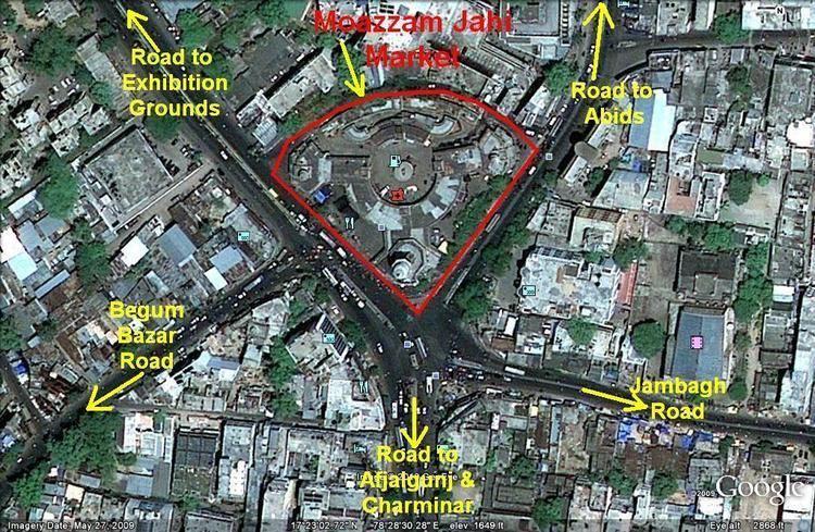 Moazzam Jahi Market Remembering Moazzam Jahi Market Raghu39s column