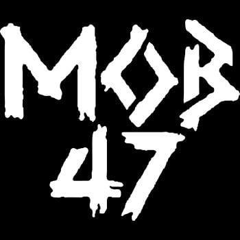 Mob 47 MOB 47 Bands tshirts NoGodsNoMasterscom