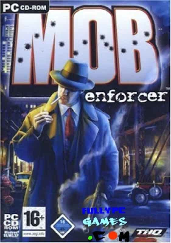 Mob Enforcer MOB Enforcer PC Game Free Download Full Version For PC