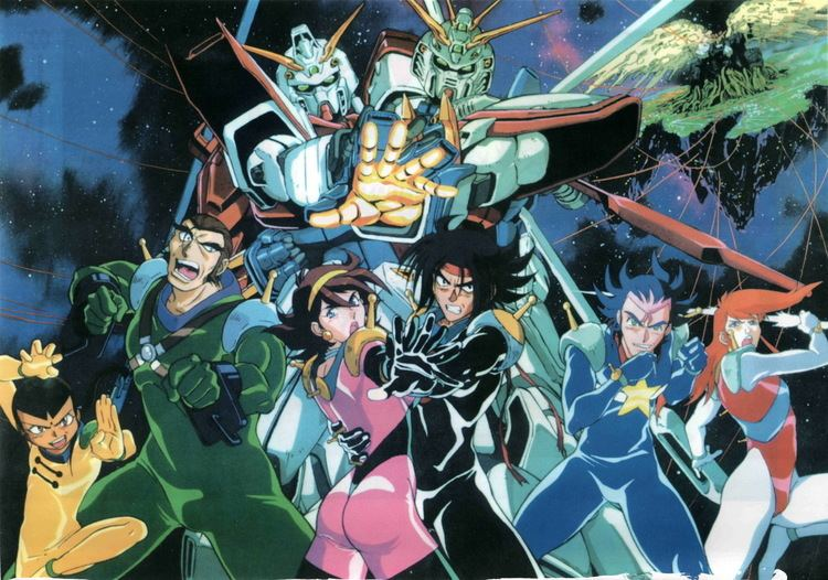 Mobile Fighter G Gundam AoY Podcast 9 Mobile Fighter G Gundam Review Gundam Month Pt 3
